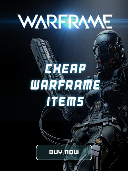 Buy Warframe Items