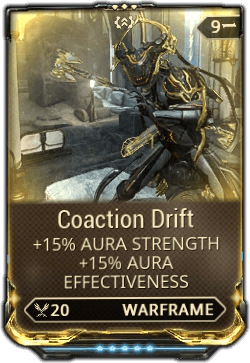 Coaction Drift