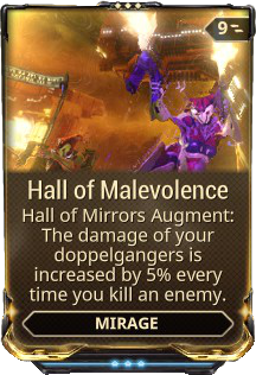 Hall of Malevolence