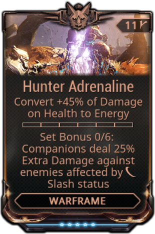 Hunter Adrenaline