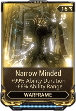 Trinity Prime - the best Support Warframe build - Odealo