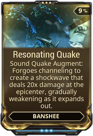 Resonating Quake